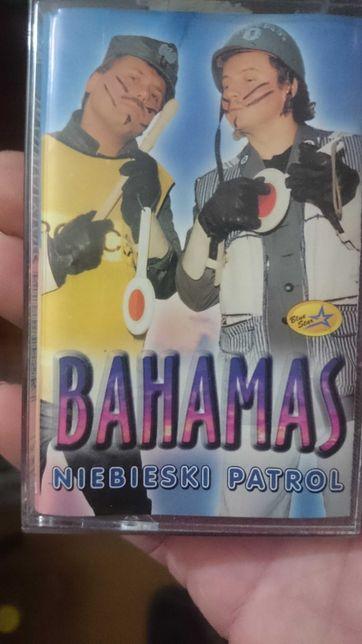 Kaseta Bahamas 'Niebieski Patrol' Disco Polo Blue Star