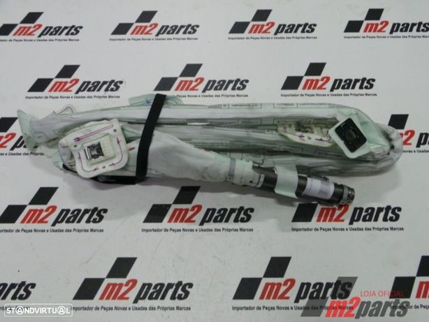 Airbag cortina Cor Unica Direito MERCEDES-BENZ Classe E Semi-Novo