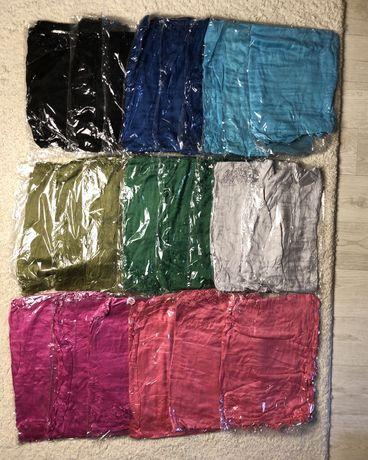 Лот шарфы женские 23 шт