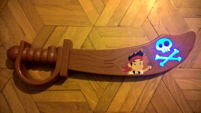 Miecz Jake i piraci z Nibylandi
