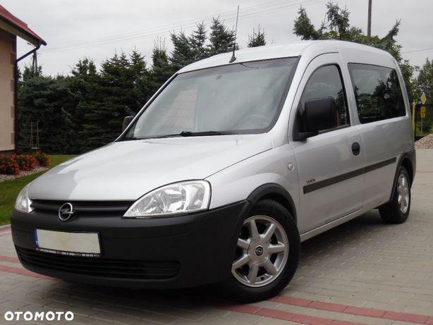 Opel Combo 1.7 Diesel 65 Km [ Polski Salon Klima Bardzo Zadbany ] Zarejstrowany.