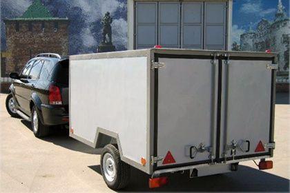 Переробка прицепів в рефрижератор, холодильну камеру