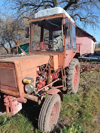 Трактор+причепи.