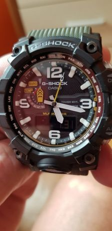 Casio g shock gwg 1000