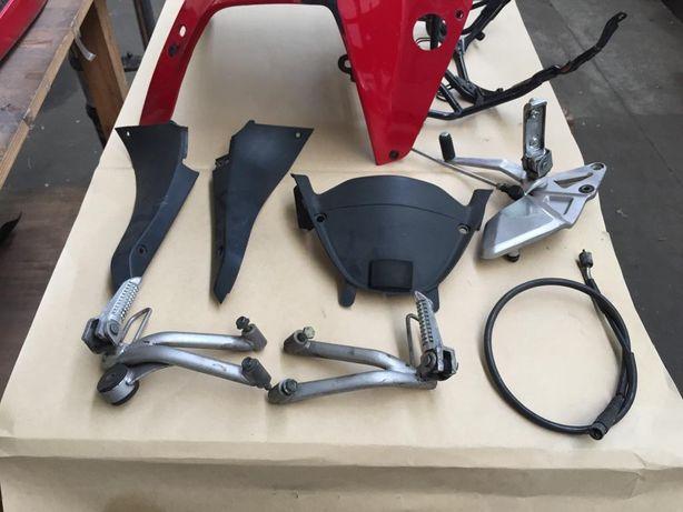 Suzuki rf600  vario material
