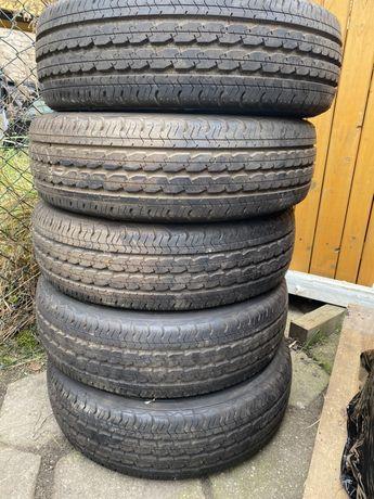 Opony letnie 205/75 R16C Pirelli Chrono komplet + 1 gratis