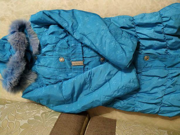 Дитяча зимова куртка