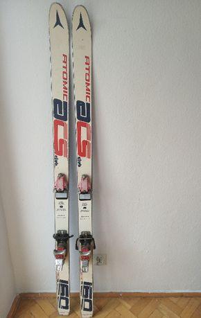 Klasyczne narty ATOMIC 160cm