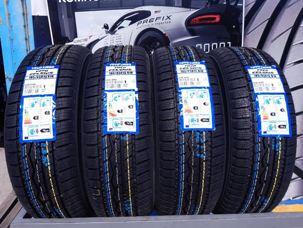 4xOpona Wielosezonowa TOYO 195/65 R15 91T Celsius made in JAPAN Gratis