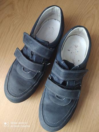 Ортопедические туфли мокасины Topitop для мальчика