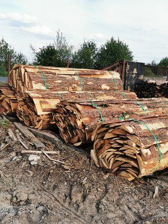Drewno opałowe wiązki
