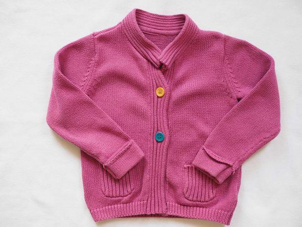 sweterek rozpinany mothercare 98