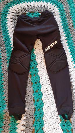 Decatlon Kipsta spodnie dla bramkarza Nowe