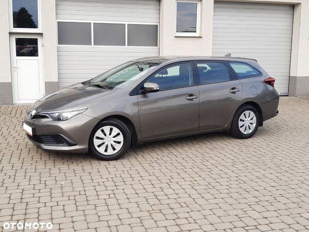 Toyota Auris benzyna serwis salon Polska Gwarancja zamiana