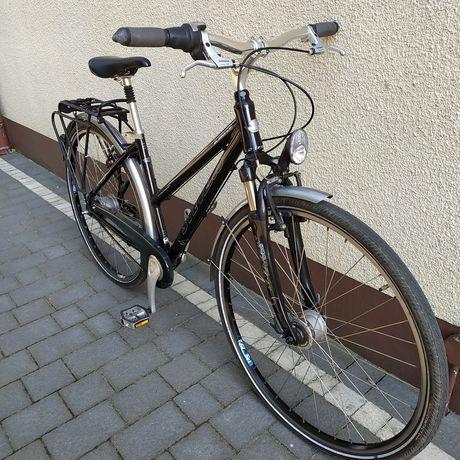 "Damski rower STEVENS elegance 28"" 8 biegów"