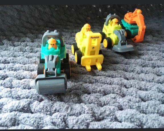 Машинки «Стройтехника»