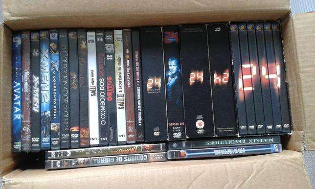 Imperdível muitas horas de diversão DVDs originais