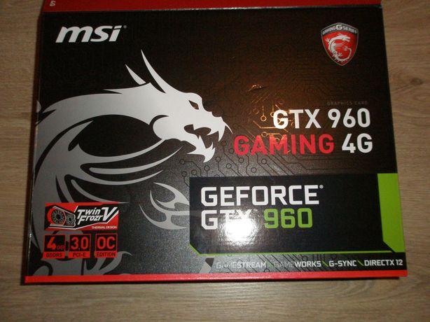 Geforce GTX 960 MSi 4 GB