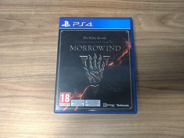 The Elder Scrolls Online Morrowind PS4, nowa.
