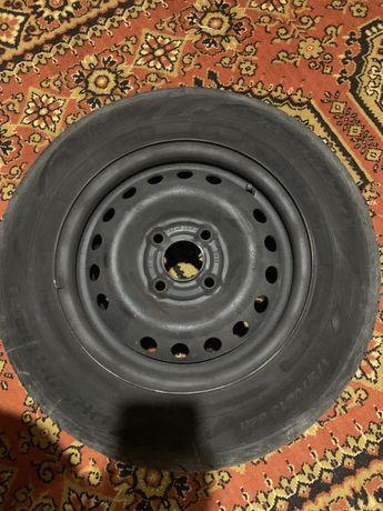Стальные диски и шины р13 (колеса, резина) 175/70 R13