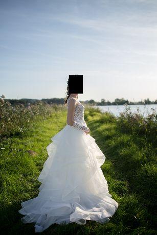 suknia ślubna 3w1