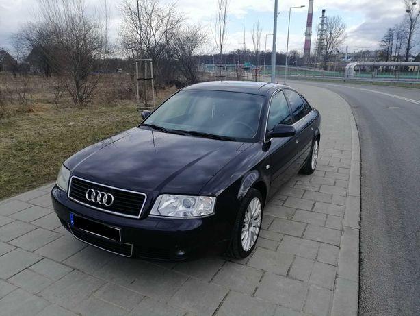 Audi A6 170km 2.4 + Gaz