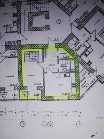 Продається квартира 49,83м2 в новубудові МЖК Manhattan від власника.