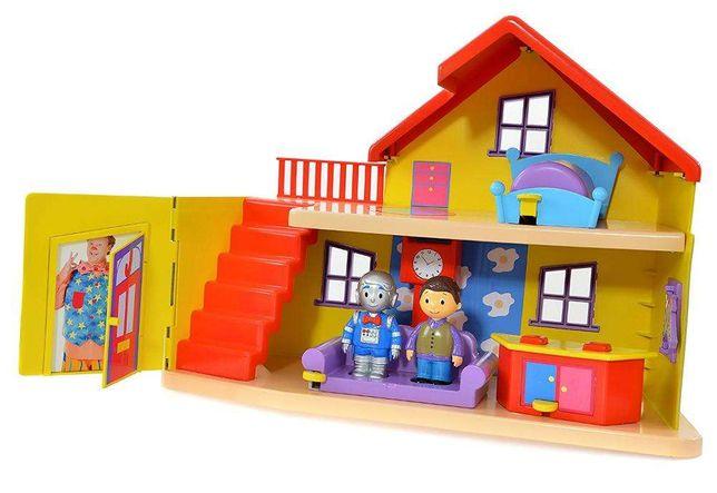 Domek Figurki JUSTIN'S HOUSE Zestaw
