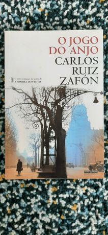 O jogo do anjo, Carlos Ruiz Zafon