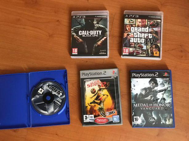 Jogos PS3/ PS2 e PSP (Playstation) - Preço Negociável