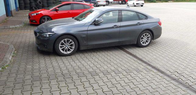 BMW seria 4 grand cupe okazja