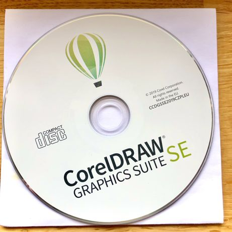 Corel Graphics Suite SE 2019 - polska wersja