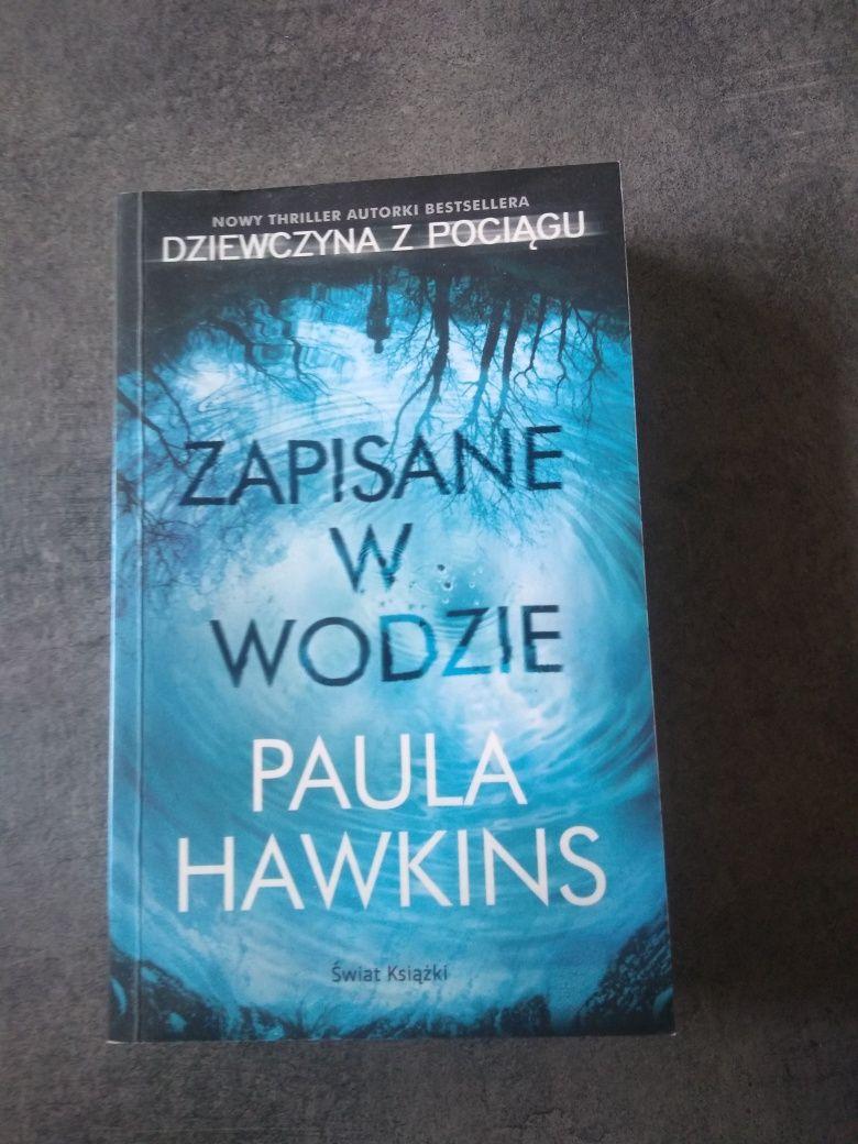 P. Hawkins. Zapisane w wodzie. Stan idealny.