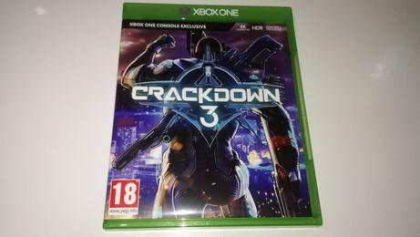 xbox one CRACKDOWN 3 gra akcji i strzelanka