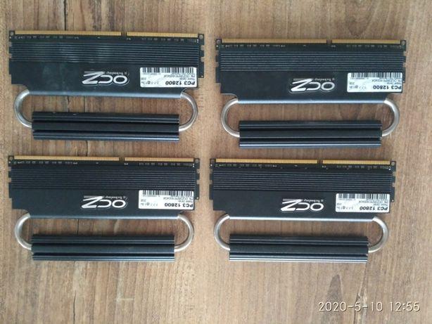 8 GB RAM DDR3 - OCZ REAPER 4 x 2GB DDR3 1600 CL7 PC3 12800
