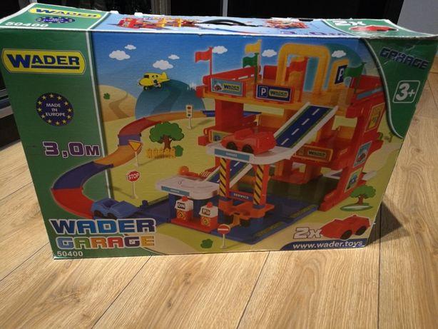Wader garaż zabawka