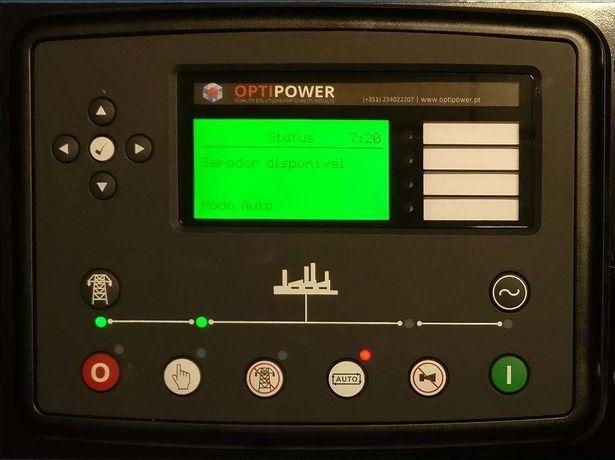 Controlador DSE 7320 p/ Grupo Gerador