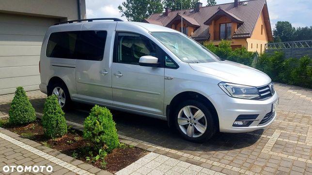 Volkswagen Caddy wersja LONG, salon Pl, fv23%