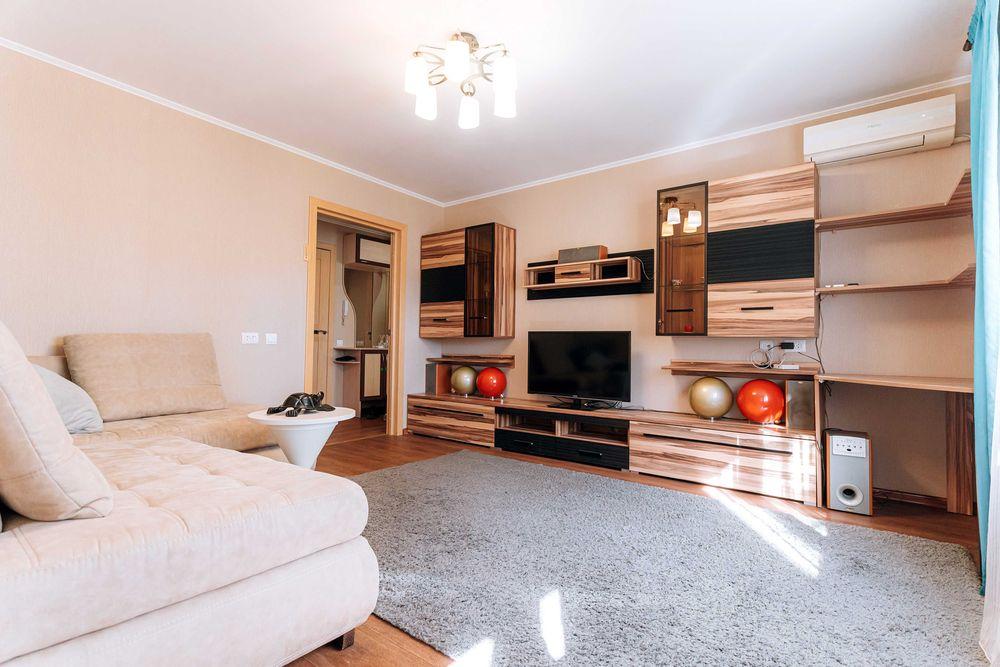 Уютная, чистая, реальная квартира посуточно!-1
