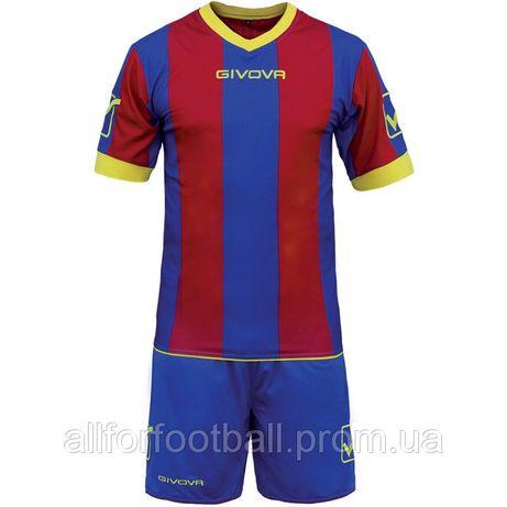 Футбольная форма Givova(Kit katalano)