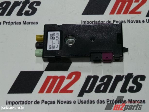 Amplificador de antena AM/FM Cor Unica BMW Série 3 Semi-Novo