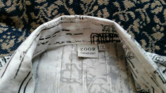 Рубашка летняя лёгкая в стиле Casual,( натуральный состав)