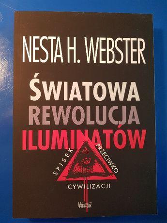 Światowa rewolucja Iluminatów - Nesta H. Webster