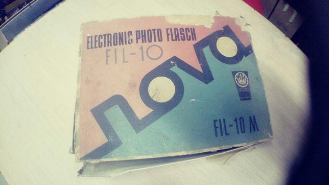 FIL-10M NOVA Norma Retro zestaw. Muzeum fotografii