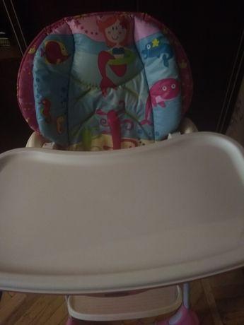Столик для кормления Chicco Polly 2в1