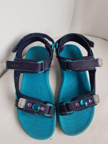 Ecco 32 lekkie sandalki 21 cm