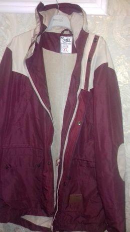 Куртка мужская парка Staff демисезонная ( размер 50-52)