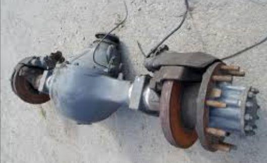 задний мост редуктор чулок кардан розборка Рено Магнум Премиум