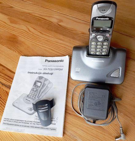 telefon bezprzewodowy - Panasonic KX-TCD725PDM