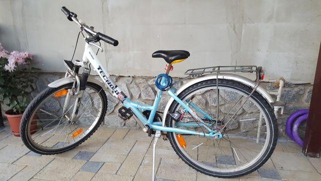 "Детский велосипед TecnoBike Clin Vine 24 """